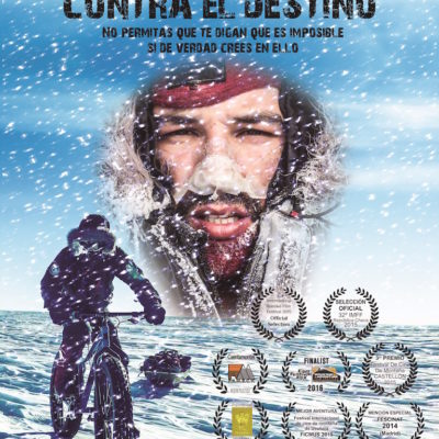 Dvd pedaldas contra el destino